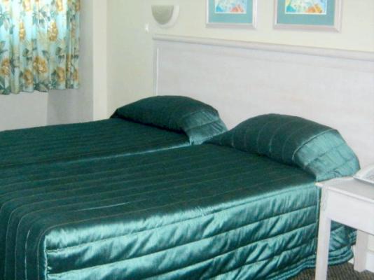 La Mercy Beach Hotel Rooms